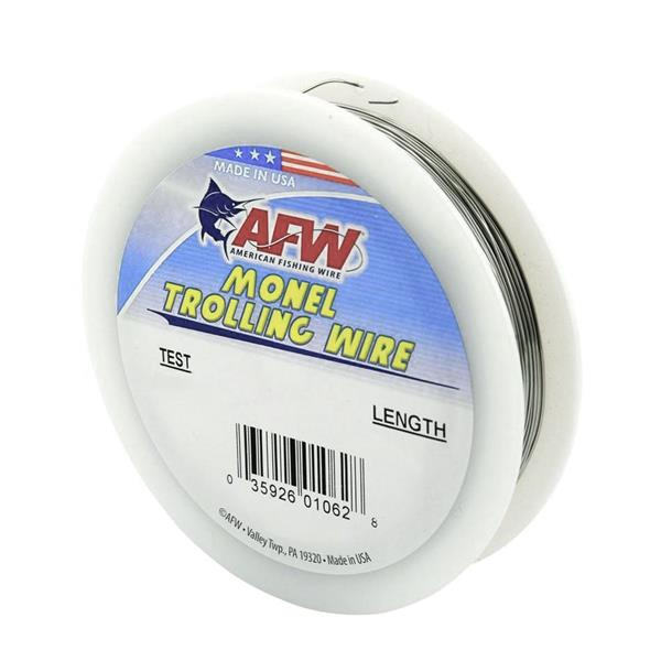 American Fishing Wire - 300 ft Monel Fishing Line