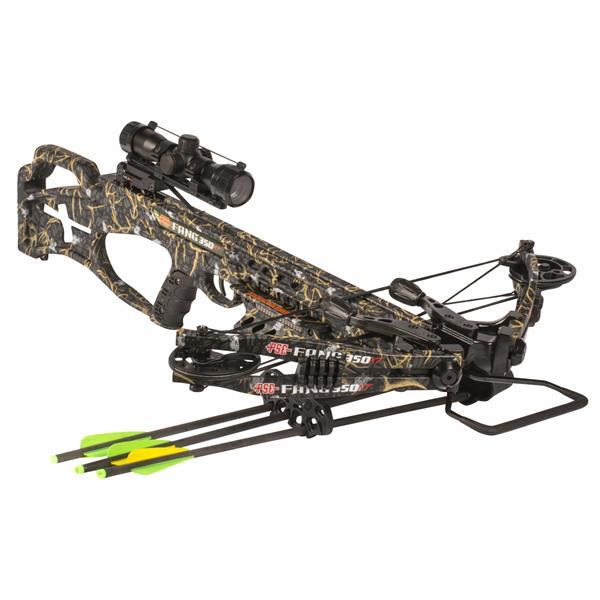 PSE Archery - Fang 350 XT Canadian Edition Crossbow
