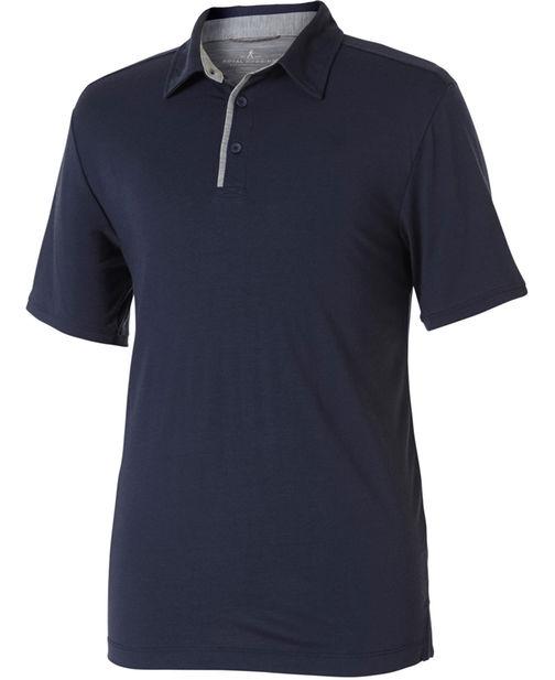 Royal Robbins - Merinolux Polo - Polo taille M, bleu