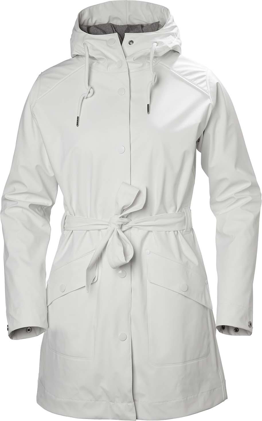 Manteau de pluie pour femme