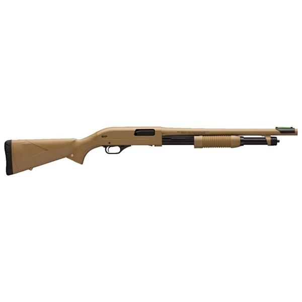 Winchester - SXP Dark Earth Defender Pump-Action Shotgun