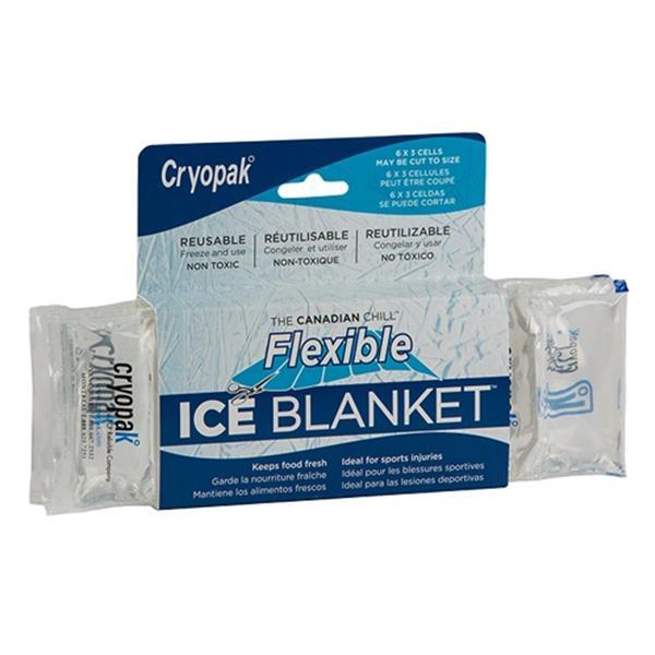Cryopak - Couverture réfrégirante Flexible Ice Blanket