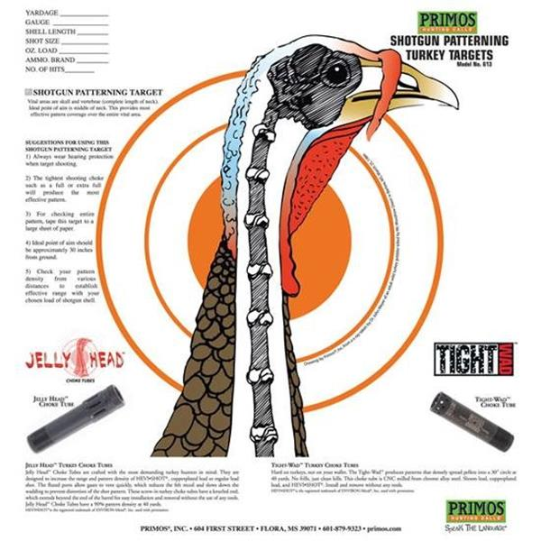Primos Hunting - Cible dindon pour fusil