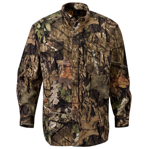 Browning - Men's Hell's Canyon Basics Shirt
