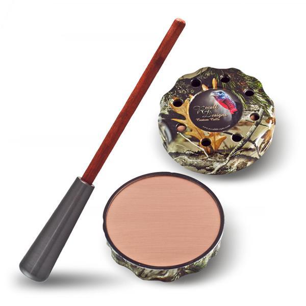 Recall Designs - Camo-Copper Turkey Call