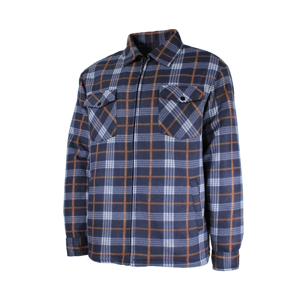 GKS - Men's Shirt jacket-Fleece-Boa liner