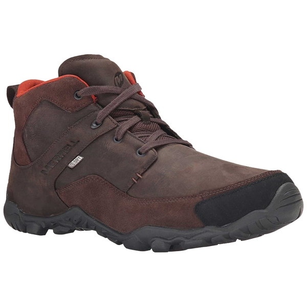 Merrell - Bottes Telluride Mid WP pour homme