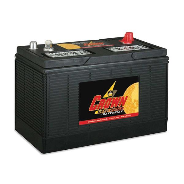 Compagnie de batteries commerciales - 12 Volts 31DC-130 Deep-cycle Battery