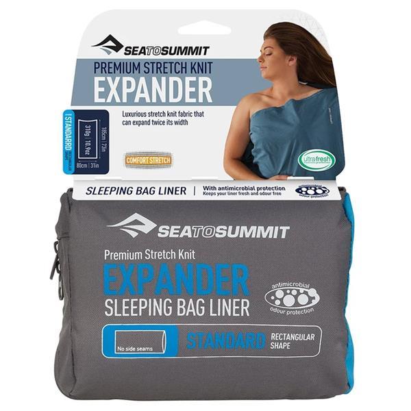 Sea to Summit - Doublure de sac de couchage Expander standard