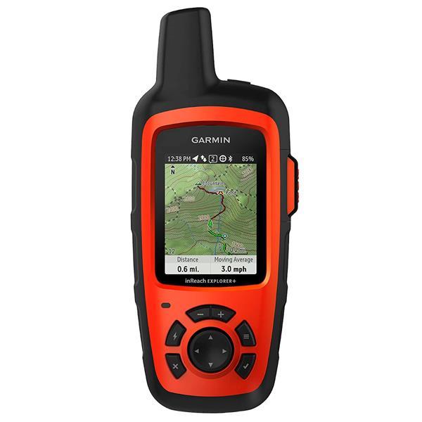 Garmin - inReach Explorer+ Handheld GPS