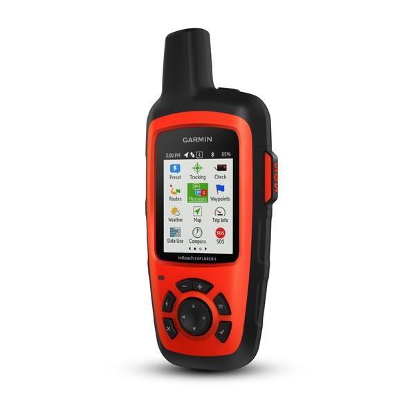 Garmin - GPS portatif inReach Explorer+