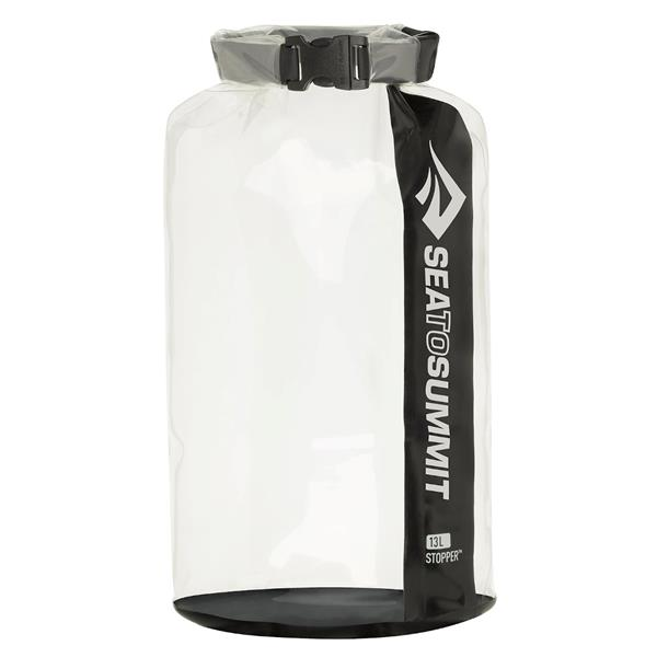 Sea to Summit - Clear Stopper Dry Bag 13 L