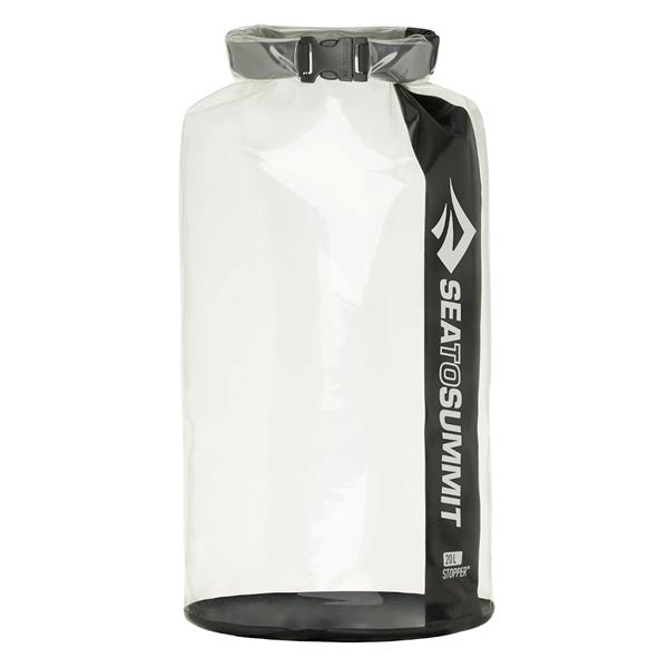 Sea to Summit - Clear Stopper Dry Bag 20 L