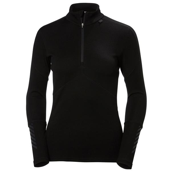 Helly Hansen - Women's HH Lifa Merino 1/2 Zip Long Sleeves Shirt
