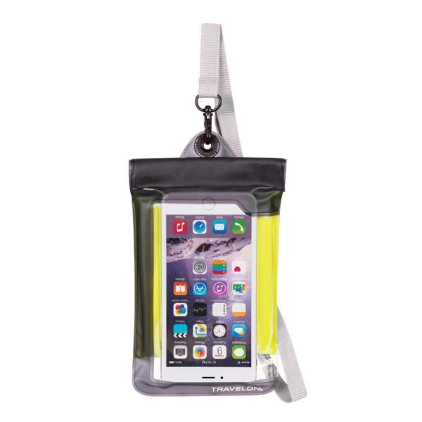 Travelon - Waterproof Smart Phone/Digital Camera Pouch