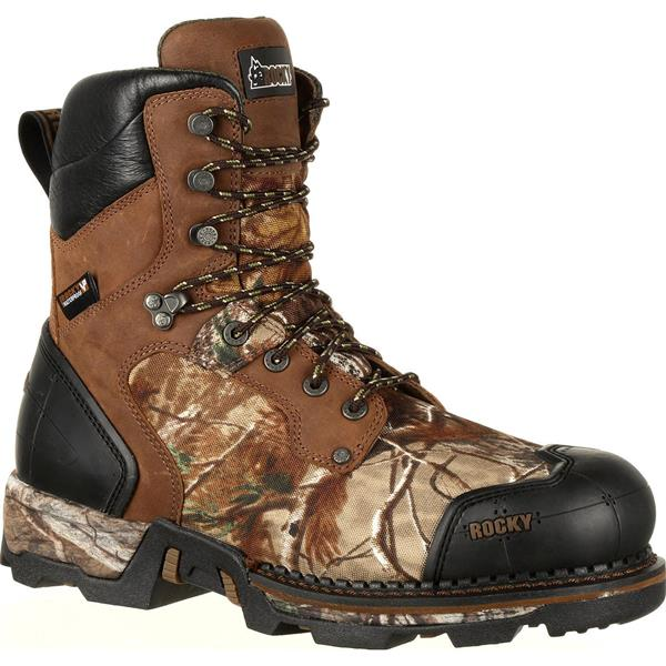 Rocky - Men's Hunt Maxx Waterproof Insulated Hunting Boots