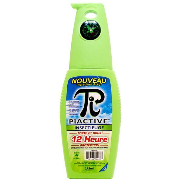 PiActive - Chasse-moustique PiActive 175 ml