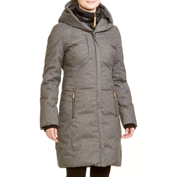 release date thoughts on timeless design Manteau Hem pour femme - Fig Clothing | Latulippe