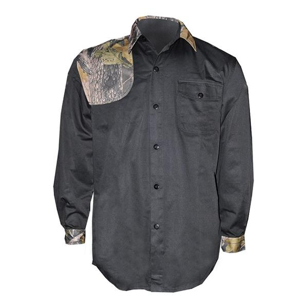 Naturmania - Chemise de chasse Touch of Camo pour homme