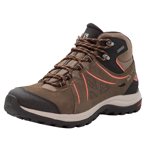 11014cb2 Women's Ellipse 2 Mid LTR GTX Shoes - Salomon | Latulippe