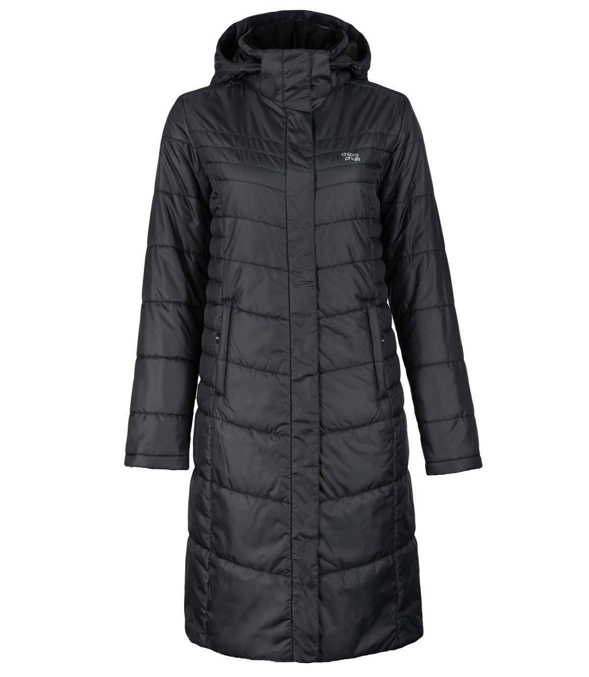 Manteau d'hiver femme chlorophylle