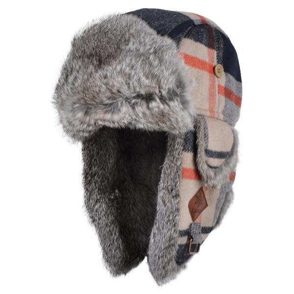 Läska - Chapeau d'hiver en laine mélangé pour homme