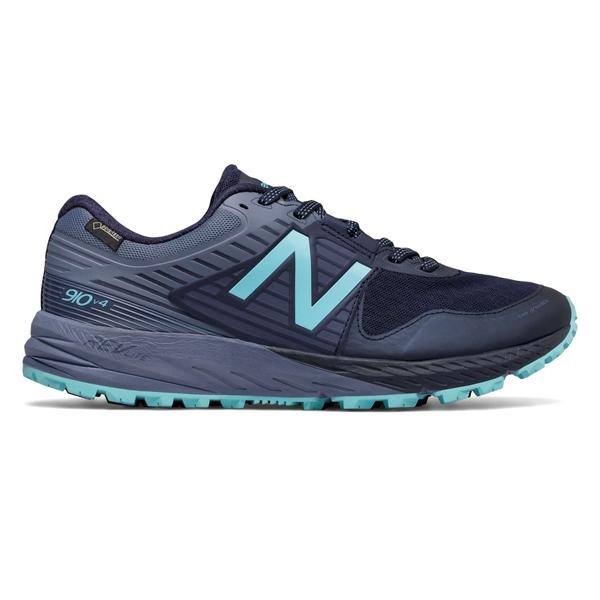 New Balance - Chaussures 910v4 Trail GTX pour femme
