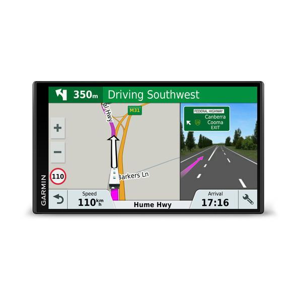 Garmin - GPS RV 770 LMT-S