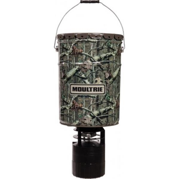Moultrie - Pro Hunter Hanging Feeder 6.5 gallons