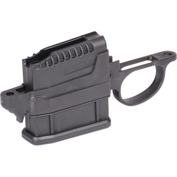 5-Round Detachable Magazine Drop-In Conversion Kit for Remington 700