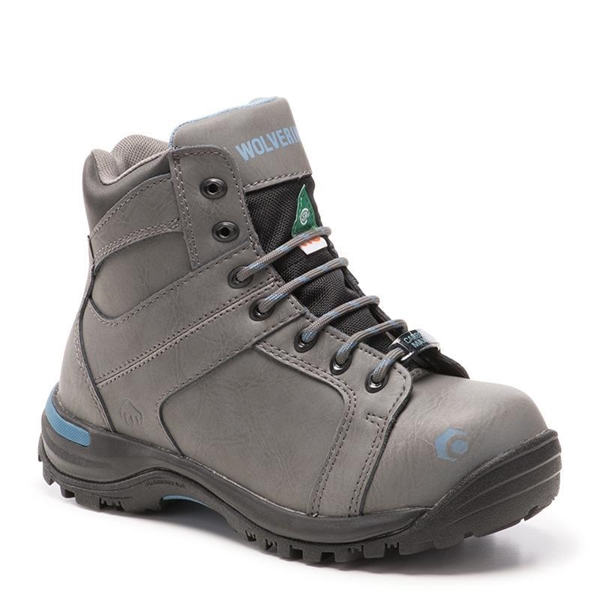 Wolverine - Women's View Zip Safety Boots