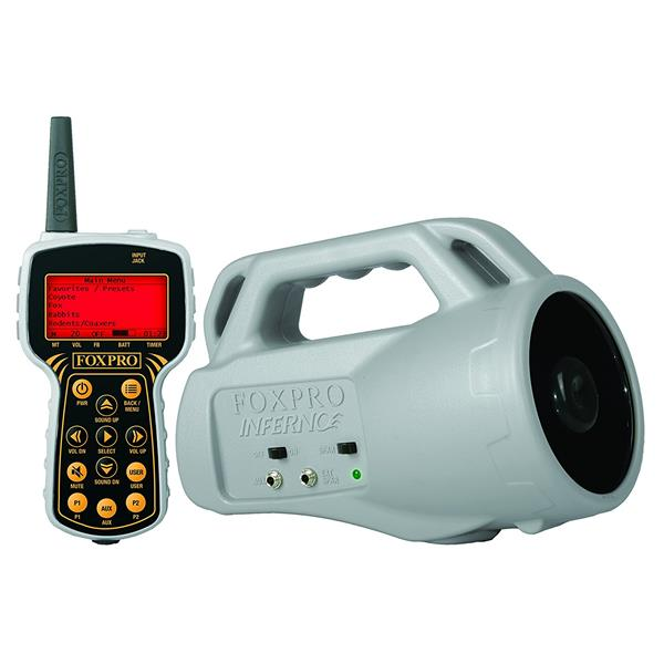 Foxpro - Inferno Electronic Call