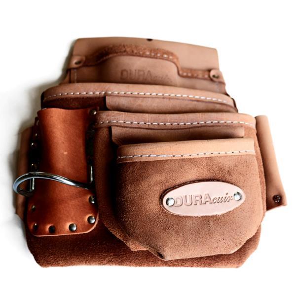 Dura Cuir - 4 Pockets Nail Bag