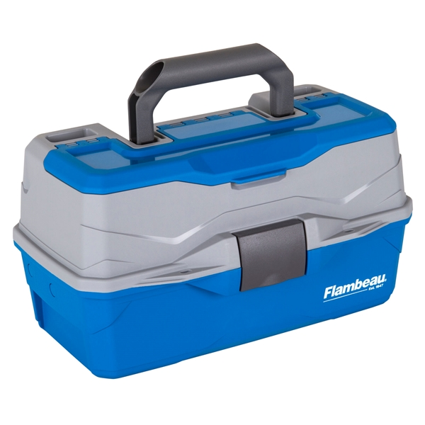Flambeau - Classic 2-Tray Fishing Box