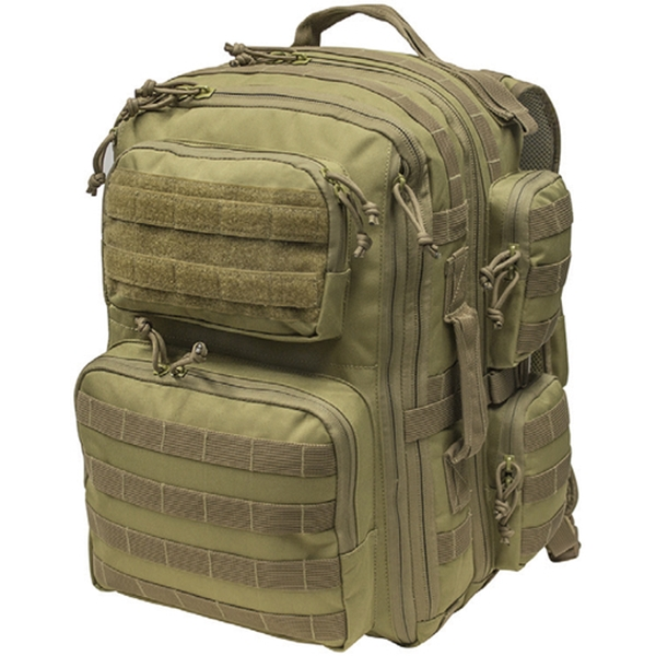 World Famous - Overload Tactical Backpack