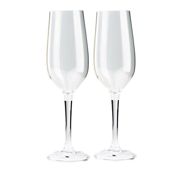 GSI - Ensemble de flûtes à champagne imbriqués