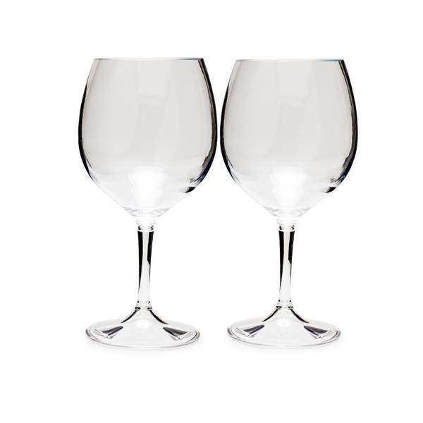 GSI - Ensemble de verres à vin rouge