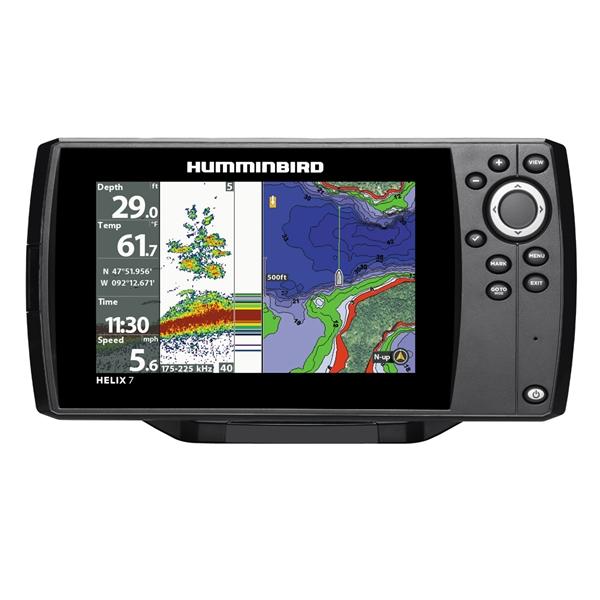 Humminbird - Sonar Helix 7 CHIRP GPS G2N