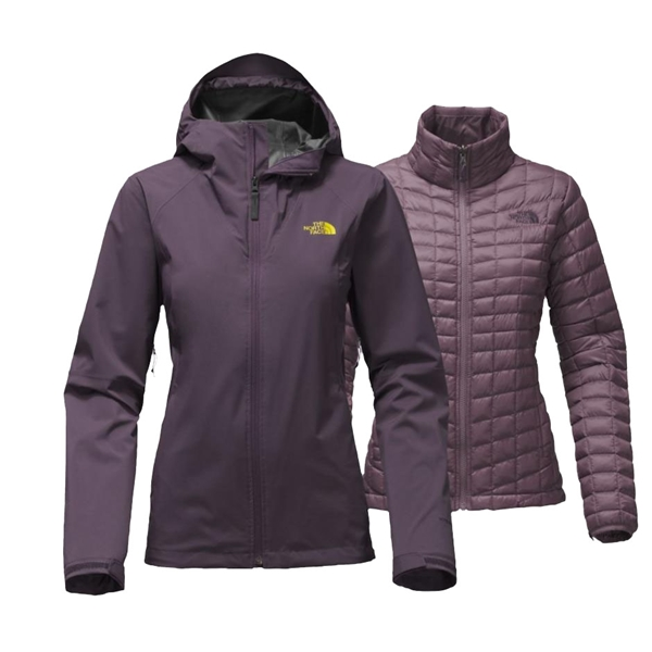 97c64d5608 Manteau Thermoball Triclimate pour femme - The North Face | Latulippe