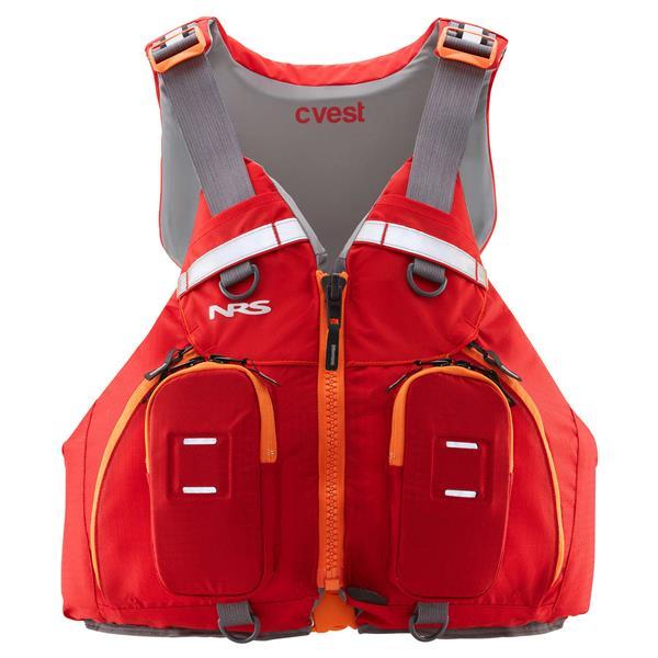 NRS - Men's cVest Mesh Back PFD Life Jacket