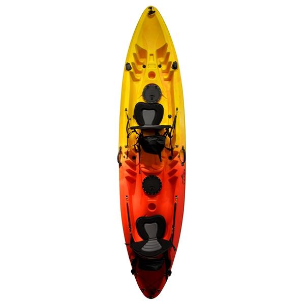 Yanes - Kayak Voyage