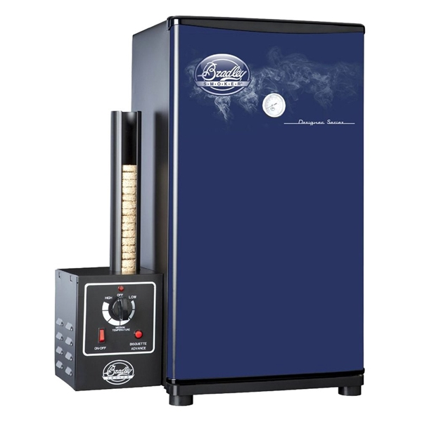 Bradley Smoker - Original Designer Series Blue Smoker