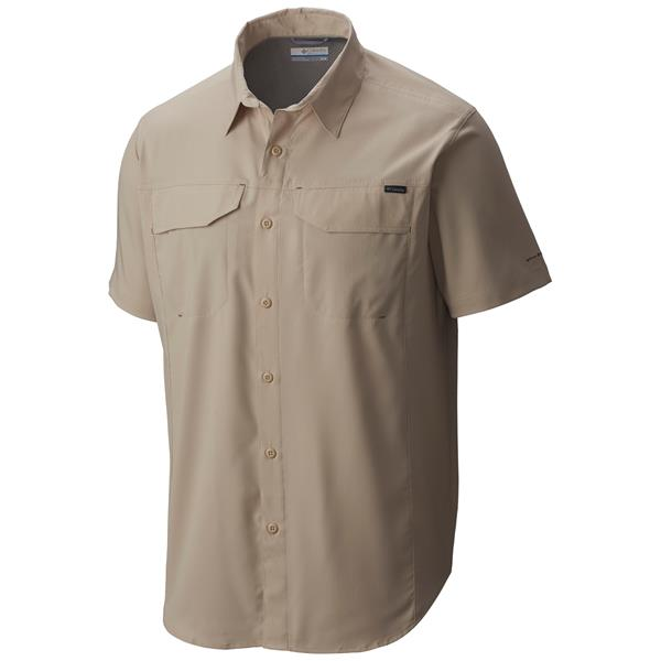 Columbia - Chemise à manches courtes Silver Ridge pour homme