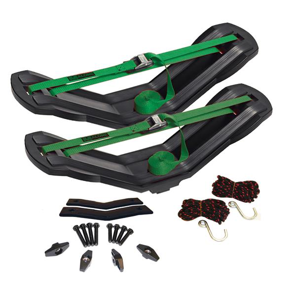 Malone Auto Racks - Grand chariot à kayak MegaWing SOT
