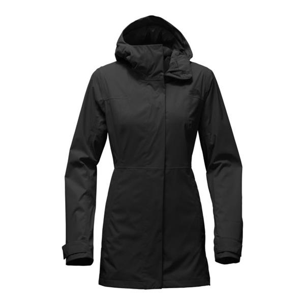 The North Face - Trench City Midi pour femme