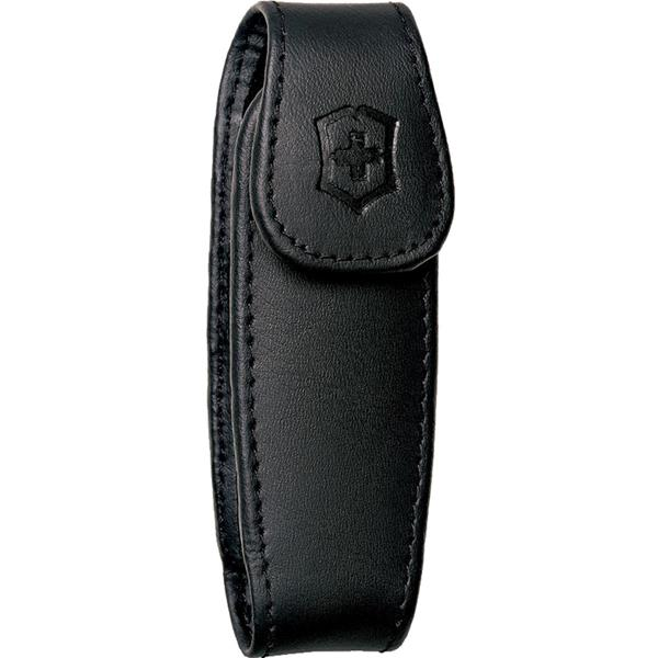 Victorinox - Medium Expandable Leather Clip Pouch