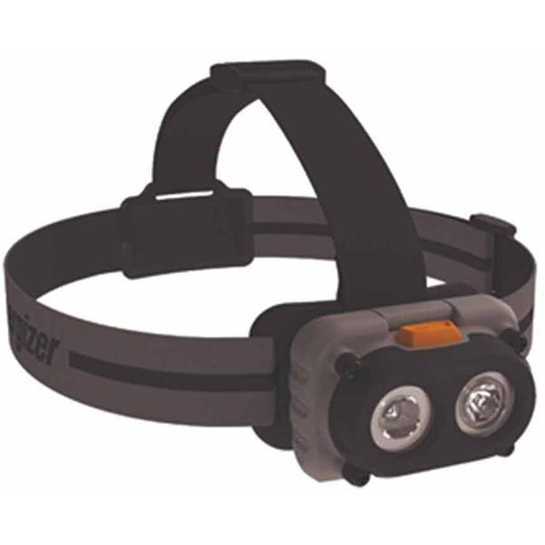 Energizer - Hard Case Professional Dual LED Magnet Headlamp