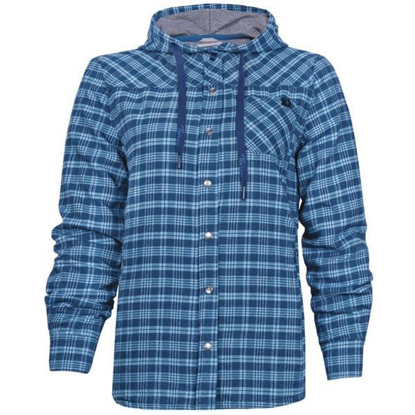 Pilote & Filles - Women's Double Flannel Shirt