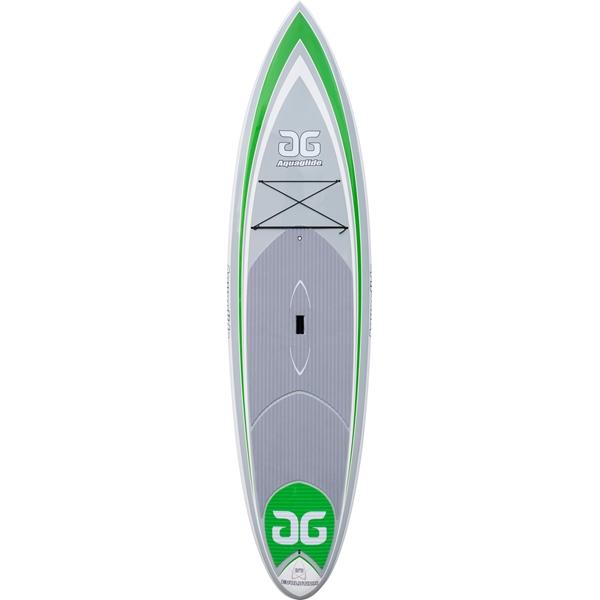 """Aquaglide - Planche de surf à pagaie Evolution Series 10'6"""""""
