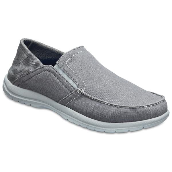 Crocs - Men's Santa Cruz Convertible Slip-On Shoes